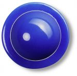 Gomb kék